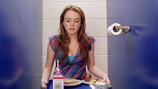 미국 아싸도 화장실에서 밥 먹는다