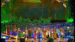 Надежда Бабкина, Русская песня - Шумел камыш