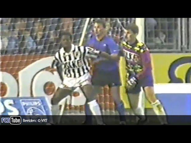 1991-1992 - Jupiler Pro League - 05. Club Brugge - Eendracht Aalst 2-0