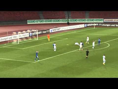 Evropská liga, 3. předkolo: FC Zürich vs. FC Slovan Liberec 1:2 (1:0)