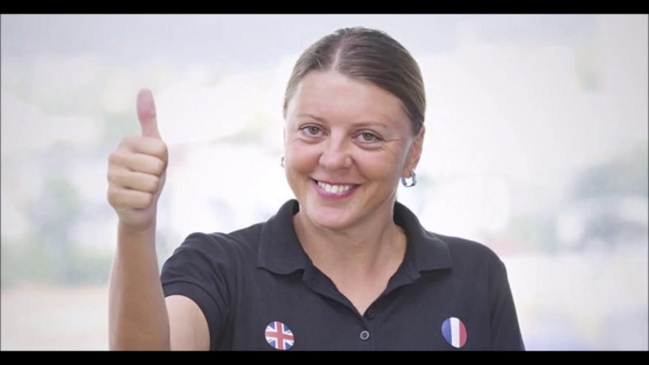 Video Přeplavání kanálu La Manche handicapovanou sportovkyní