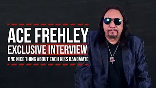 Ace Frehley Says One Nice Thing About Each KISS Bandmate