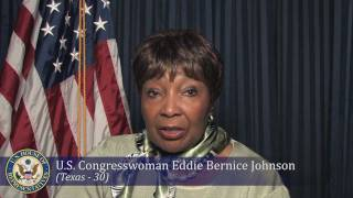 Congresswoman Eddie Bernice Johnson Constituent Message - Save