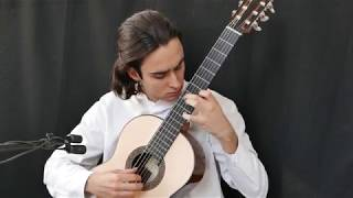 gigue & double suite BWV 997 J.S. Bach, Guido Pace