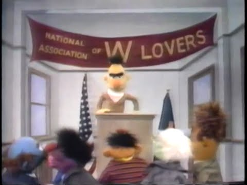Sesame Street - The National Association of W Lovers
