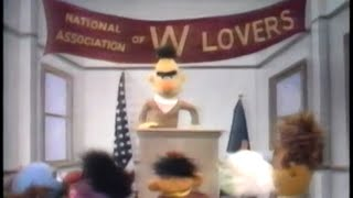 sesame street the national association of w lovers