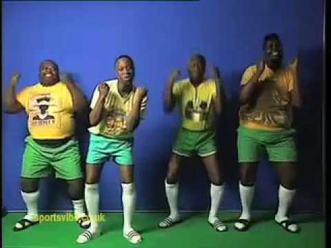 South Africa World Cup Celebration - Sportsvibe TV