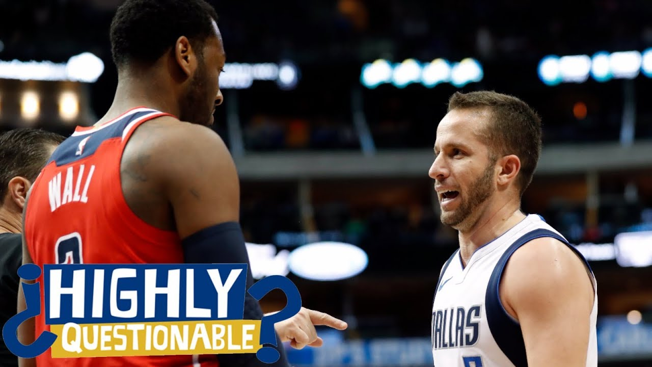 Did John Wall Go Too Far With His Comments About Jj Barea Highly