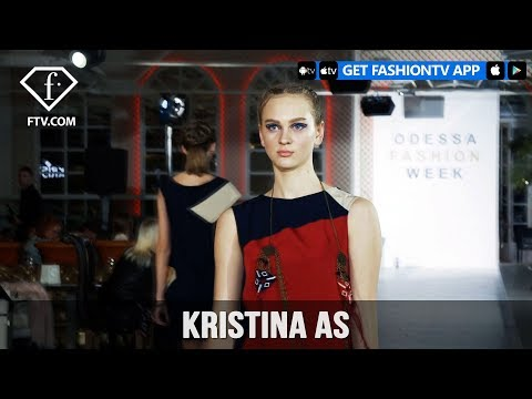 Odessa Fashion Week Spring/Summer 2018 - KRISTINA AS | FashionTV