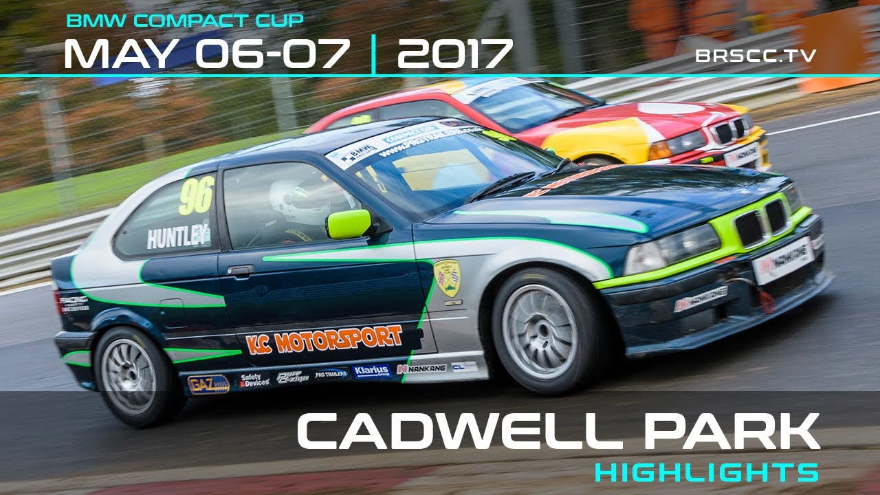 2017 nankang tyres bmw compact cup - rounds 3 & 4 - oulton park