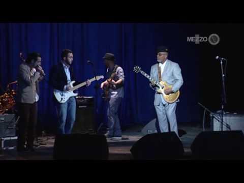Toronzo Cannon: Chicago Blues in Armenia, 2013