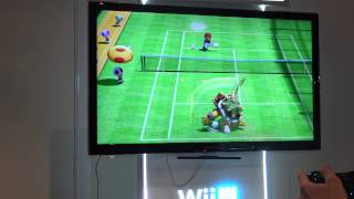 Mario Power Tennis: Ultra Smash - Domtendo vs. Ingo from Nintendo Germany