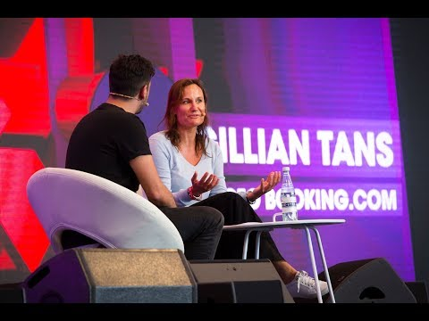 Gillian Tans (Booking.com) on Running A 15000+ Employee Business | TNW Conference 2017