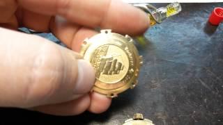 Золотые часы, ремонт(Золотые часы часы ремонт. Ремонт швейцарских часов., 2015-01-29T06:56:41.000Z)
