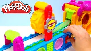 Play Doh Fun Factory Play Doh Mega Fun Factory Hasbro Toys Review
