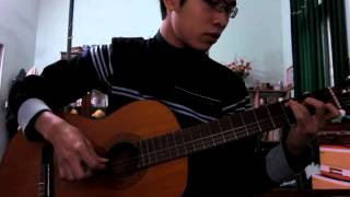 Họa tâm (画心) Hua xin - Guitar Cover