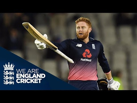 Bairstow Century Helps Seal 4-0 Series Win - England v West Indies 5th ODI 2017