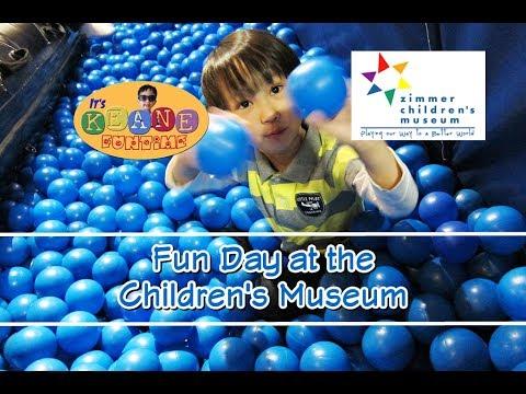 Keane at Zimmer Children's Museum