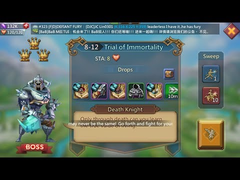 Lords Mobile Normal 8-12