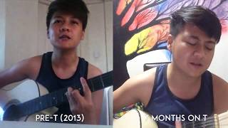 Video FTM Singing Voice Comparison - Pre-T VS. 7 Months on T (Buko by Jireh Lim) download MP3, 3GP, MP4, WEBM, AVI, FLV Desember 2017