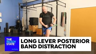 Mobilization of the Week: Long Lever Posterior Distraction thumbnail