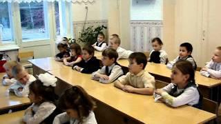 Урок музыки в 1 классе (часть 2)