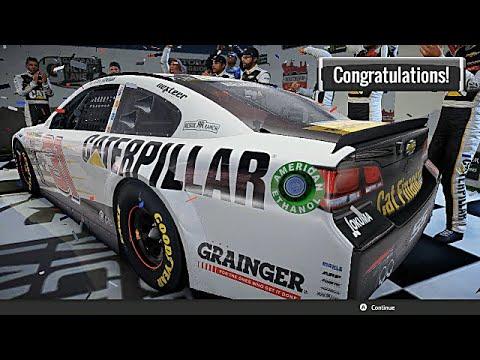 Ryan Newman, Darlington Raceway, Monster Energy Series, NASCAR Heat 2, PC Game thumbnail