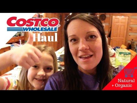 Quick {Healthy} Costco Haul || #freezermealprep #natural+organic