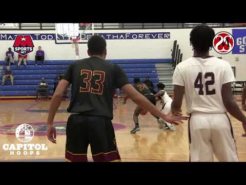 McNamara vs Takoma Academy Highlights - 2019 National High School Hoops Festival