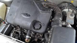 Два уловителя конденсата картерных газов ВАЗ 2115