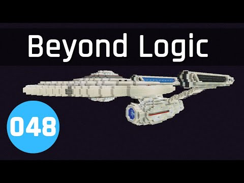 Beyond Logic #48: Enterprise | Minecraft 1.13