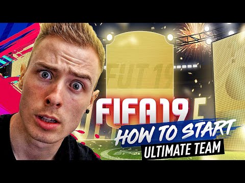 HOW TO START FIFA 19 ULTIMATE TEAM!!! thumbnail