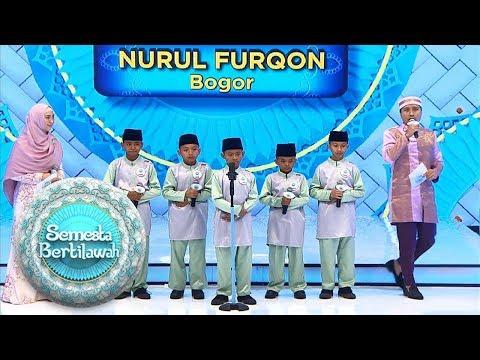 Ajib, Penampilan Ponpes Nurul Furqon Surat Al Bayyinah - Semesta Bertilawah (27/5)