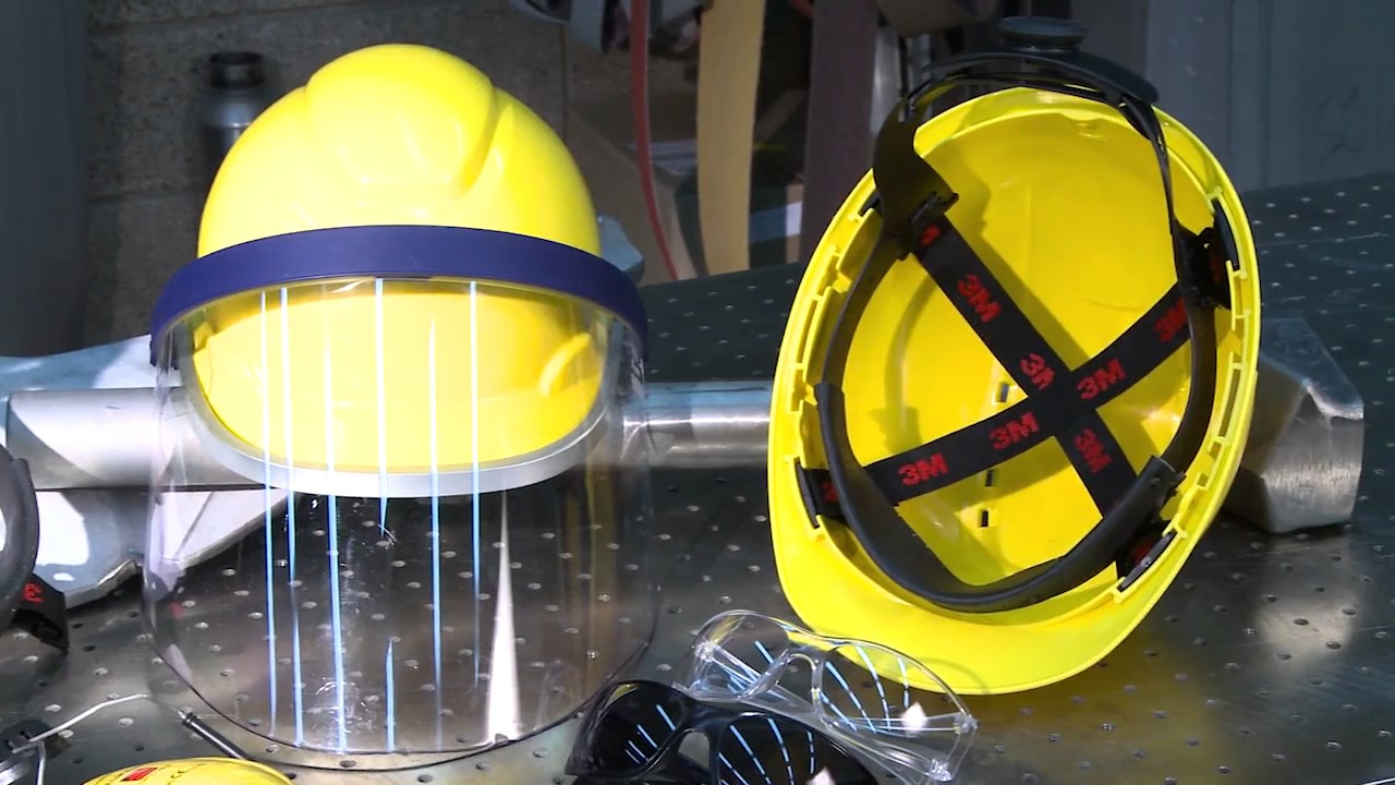 """""""Features"""" - 3M™ Hard Hat H-700 & H-800 Series - YouTube"""