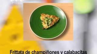 ProfecoTV 34.5 Platillo Sabio Profeco: Frittata de champiñones y calabacitas