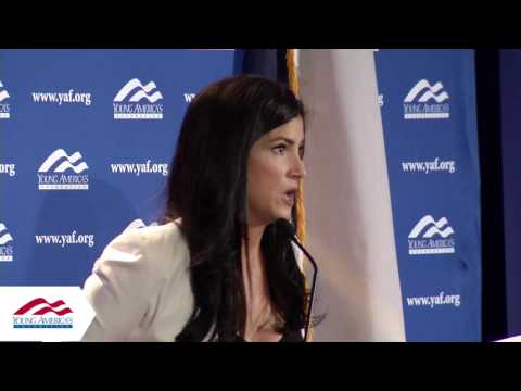 Dana Loesch - YAF Freedom Conference, Dallas
