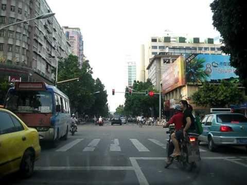 漳州路况  zhangzhou traffic