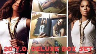 Baixar Unboxing: 20 Y.O. [Limited Deluxe Box Set CD/DVD] - Janet Jackson