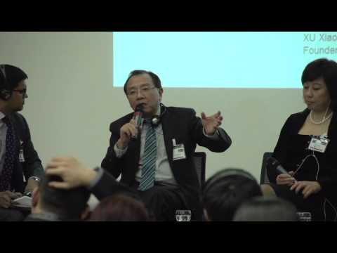 Competiting for customers: Global marketing & brand management-Plenary 3 at China Business Forum