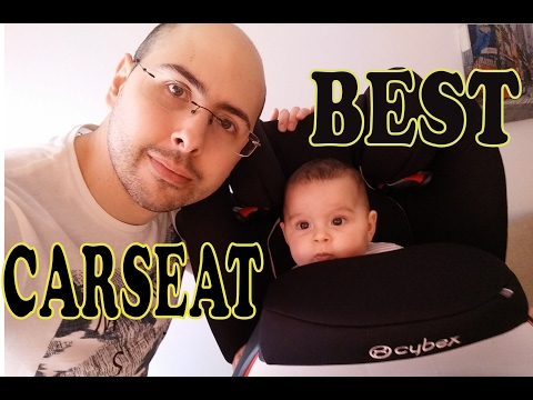 Cybex Pallas M-Fix - Best Carseat EVER?!