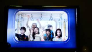 沙中線準備落成的廣告2014-03-28 7:53p.m.