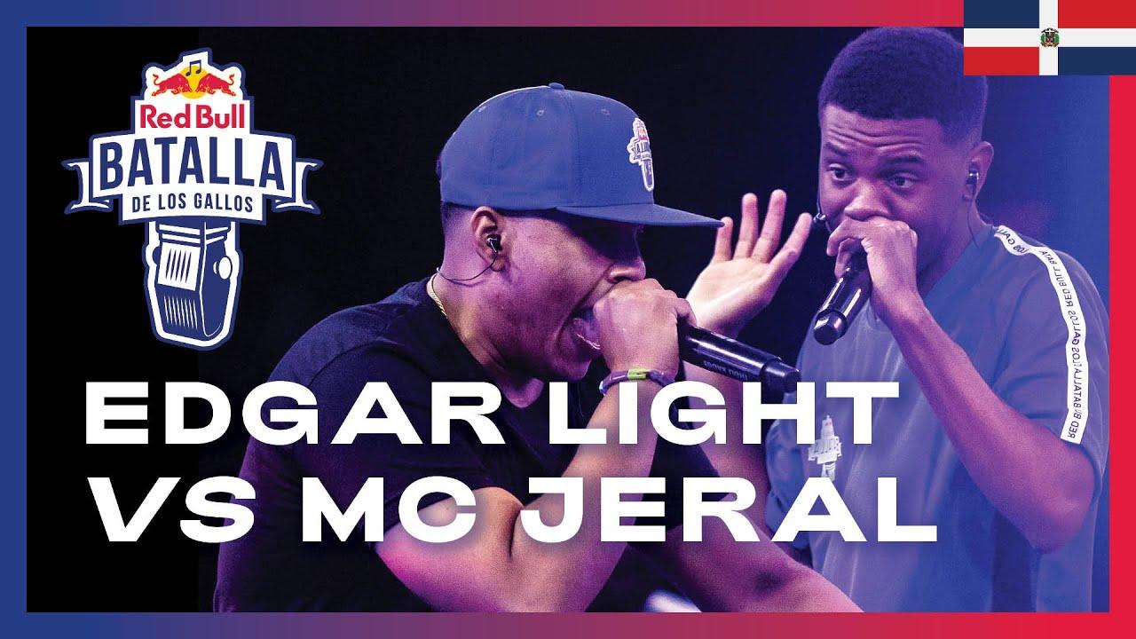 EDGAR LIGHT vs MC JERAL - Octavos | Red Bull Dominicana 2020
