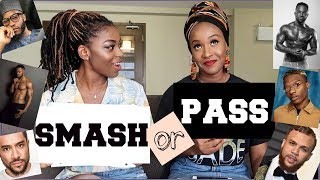 SMASH OR PASS CHALLENGE!! (AFRICAN VERSION)