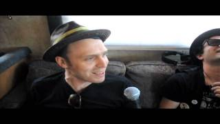 Check out Sum 41's first day of Warped Tour 2010.