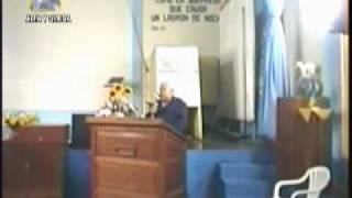 Mi encuentro con el Divino Padre Solar Alfa Y Omega (Extraterrestre) 1/12