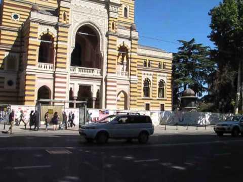 Opera and ballet theatre (Tbilisi, Georgia) /თბილისის ოპერისა და ბალეტის თეატრი