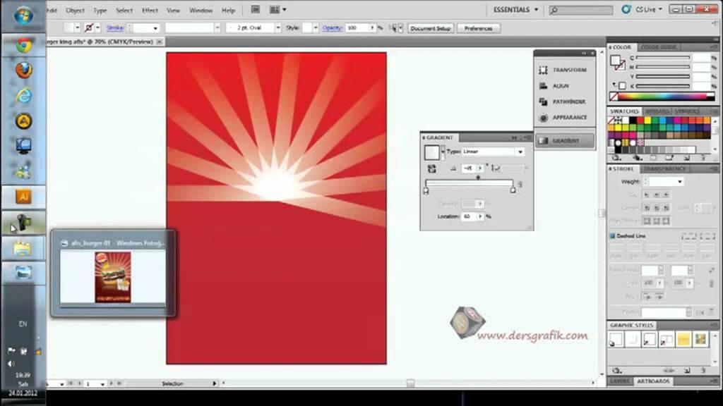 How To Use Adobe Illustrator Cs5