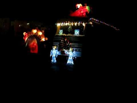 RV Christmas Electrical Light show