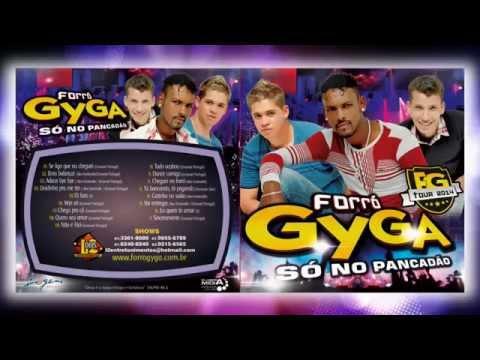 Forró Gyga - 08 Quero seu amor