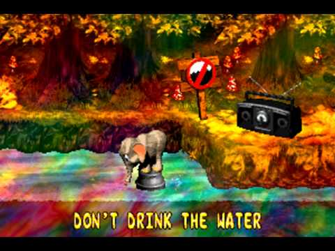 1-12 Don't Drink the Water (Enchanted Riverbank)